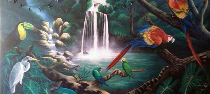 Palenque – Mexiko