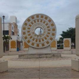 Tulum na První svátek vánoční- Mexiko