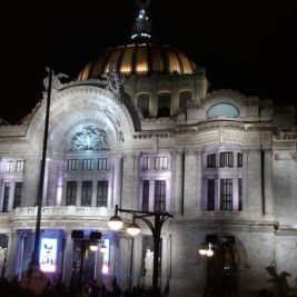 Mexico City – průvodce Cesar