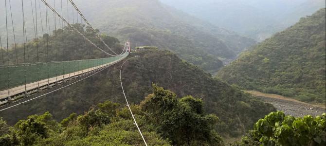 Cestopis Taiwan – začátek