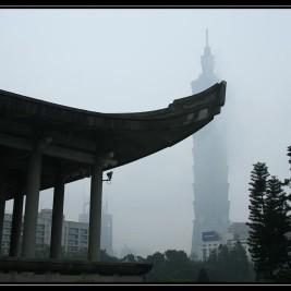 Taipei pěšky i metrem