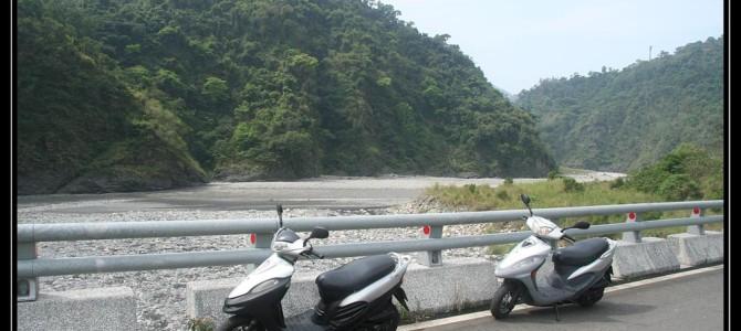 Cesta z Kentingu do Maolinu