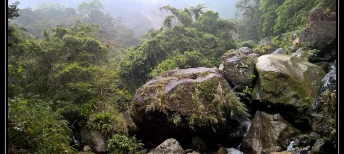 Malaolou trail v Chenggong