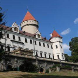 Rakousko – Salcbursko na 2 týdny s půlročním mimčem v kočáru