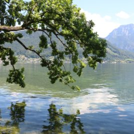Autem do Bad Miterndorf přes Traunsee – Den 2