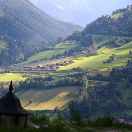 Bad Hofgastein – prochajda po úbočí hory – Den 10.